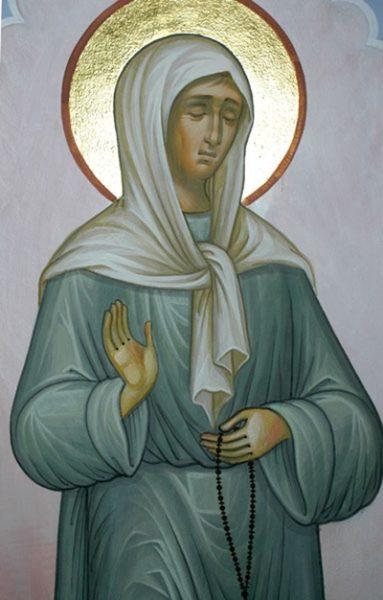 молитва Матронушке о похудении