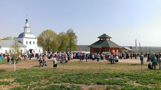 Музейный комплекс блж. Матроны Московской в с. Себино