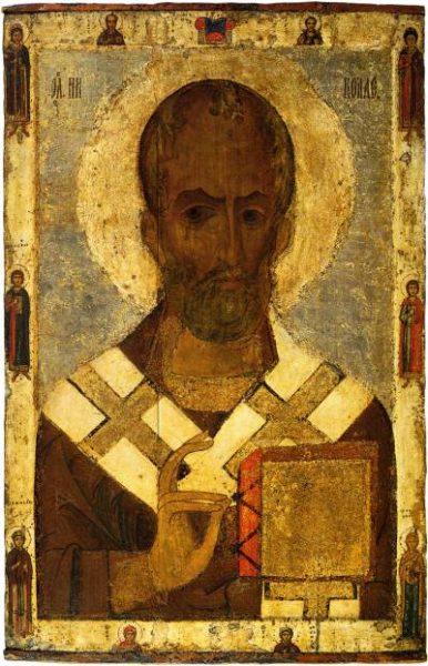 икона Святитель Николай
