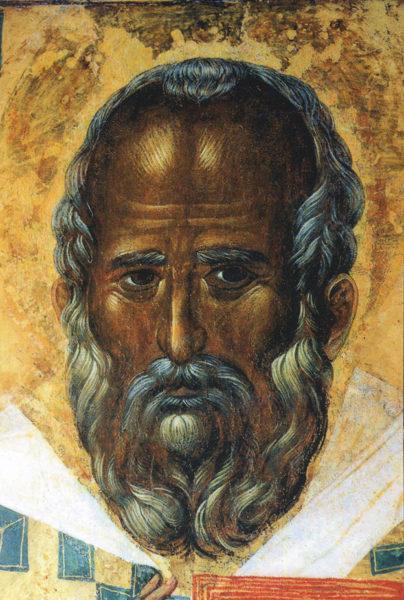 икона Николай Чудотворец базилика в г. Бари