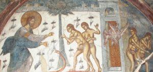 Ева, изгнание из Рая
