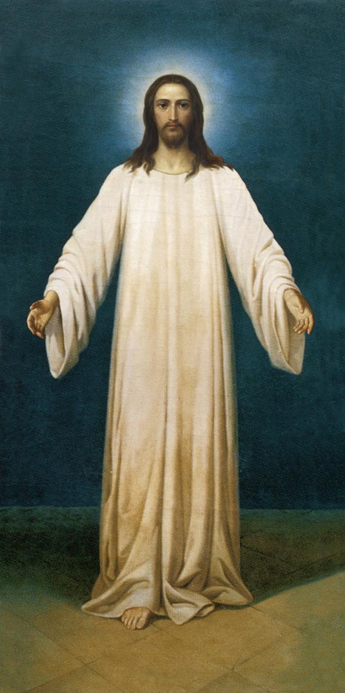 Акафист Иисусу Христу