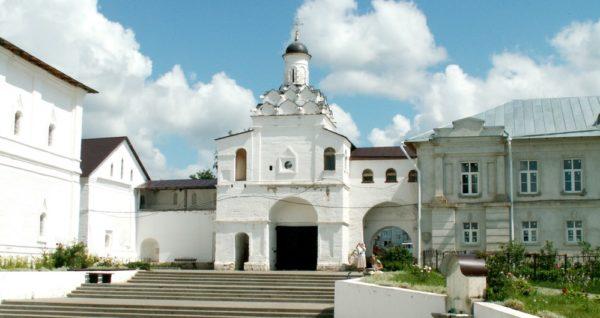 Введенский Владычный монастырь г. Серпухов