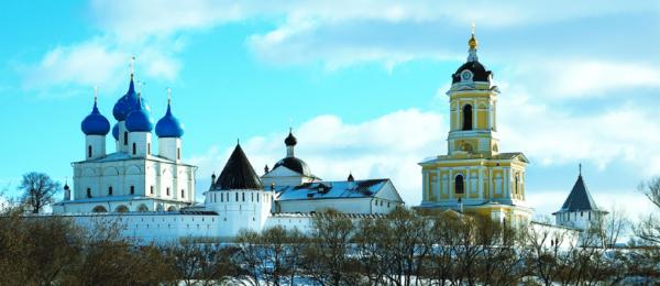 Высоцкий монастырь г. Серпухов