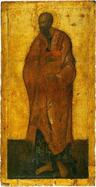 икона апостол Павел