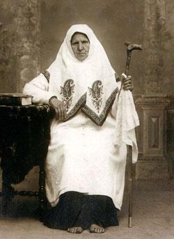 Матрона Босоножка