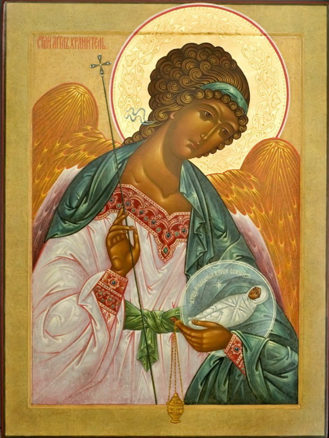 Акафист Ангелу-Хранителю