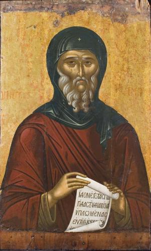 Основатель монашества