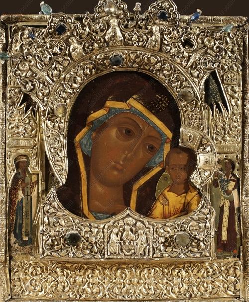 Акафист казанской Божией Матери