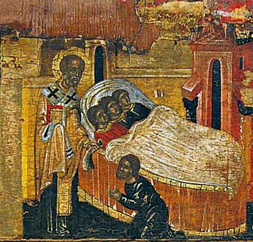 Молитва о помощи Николаю Чудотворцу