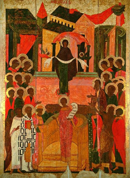 Покров Божией Матери акафист