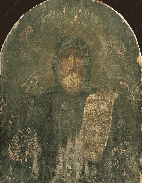 Преподобный Иосиф Волоколамский
