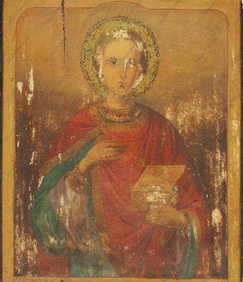 акафист святому Пантелеимону