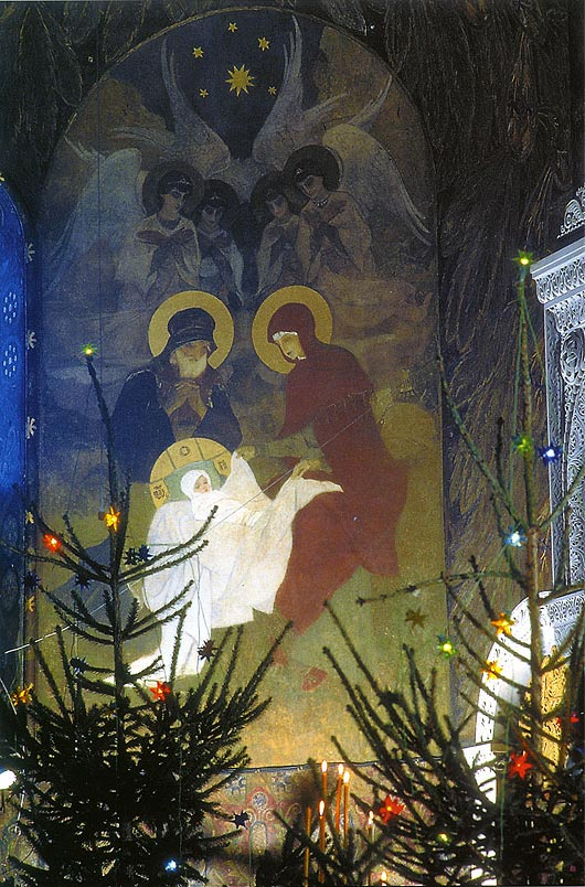 Рождество Христово Васнецов
