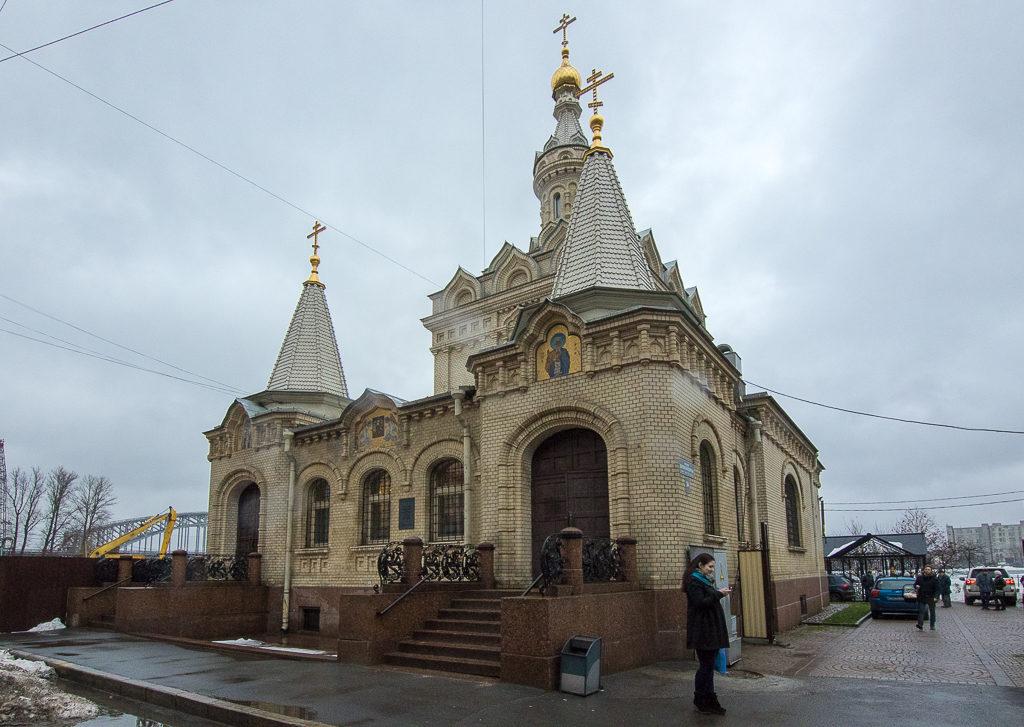 Могила Матроны Босоножки