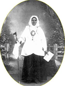 Матрона Босоножка в Питербурге