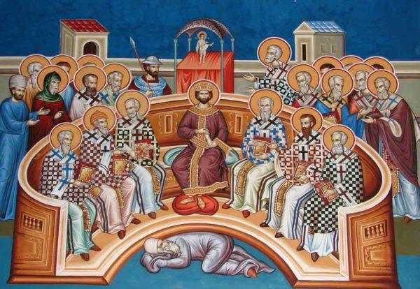 Первый Никейский Вселенский Собор