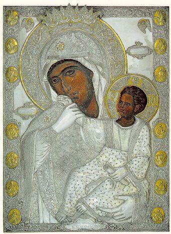 Икона Отрада и Утешение