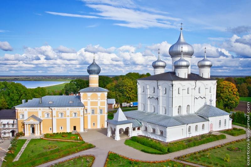 Варлаамо-Хутынский женский монастырь