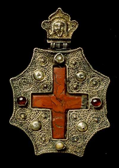 Панагийный крест