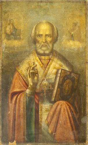 Молитва Николаю чудотворцу о делах