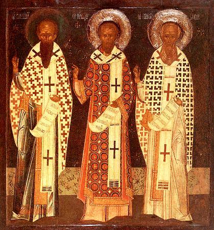 Собор Вселенских святителей