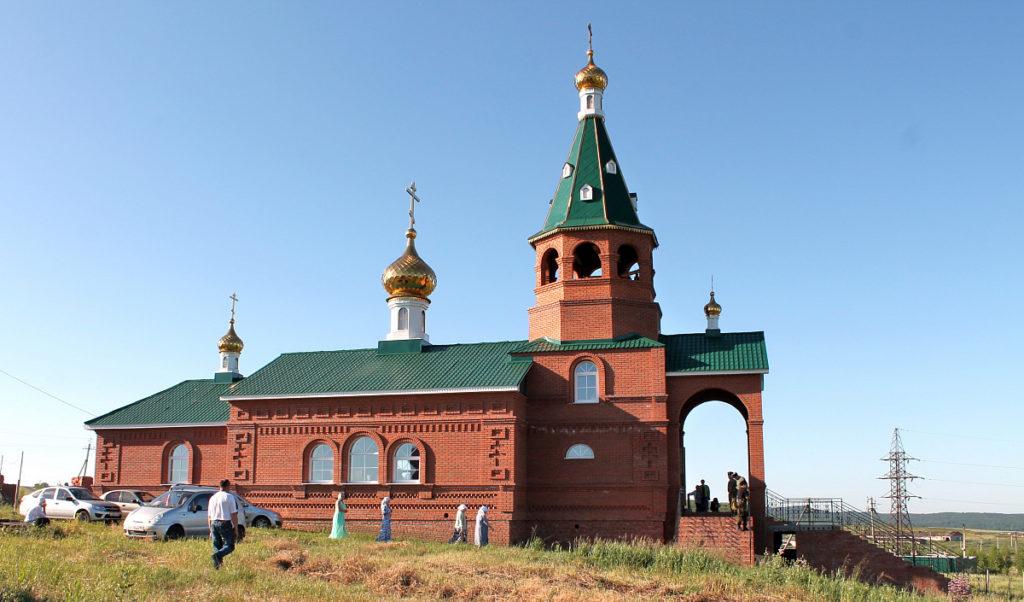Монастырь Варвары Скворчихинской