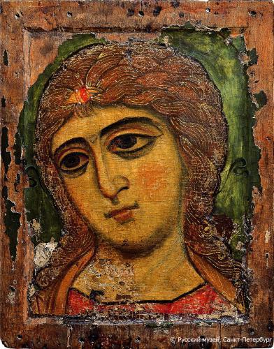 Иконография: Гавриил, архангел