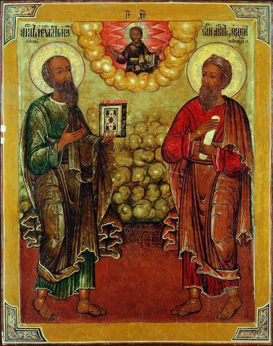 Икона Андрея Первозванного значение