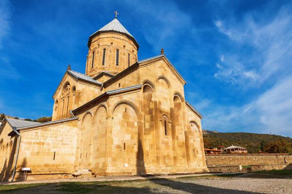 Монастырь Самтавро Грузия