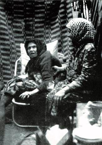 Матушка Алипия Голосеевская