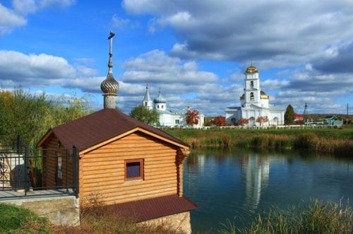 Никольский храм в Смышляевке