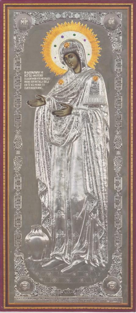 Икона Божией Матери Геронтисса