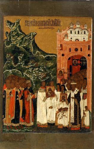 Сретение Владимирской иконы Богоматери_4104