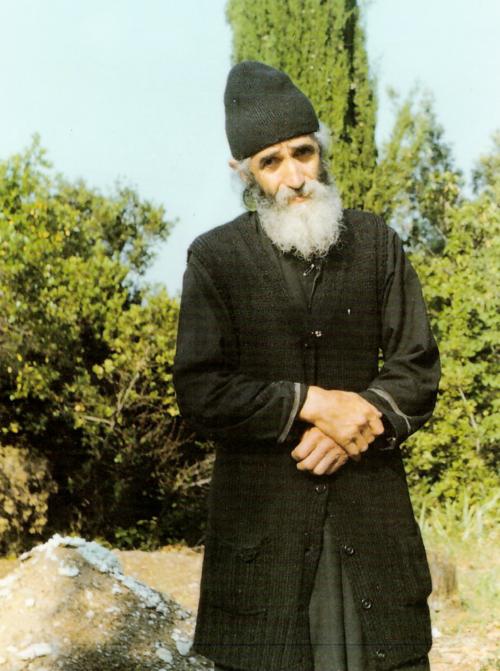 Фото св. Паисия Святогорца