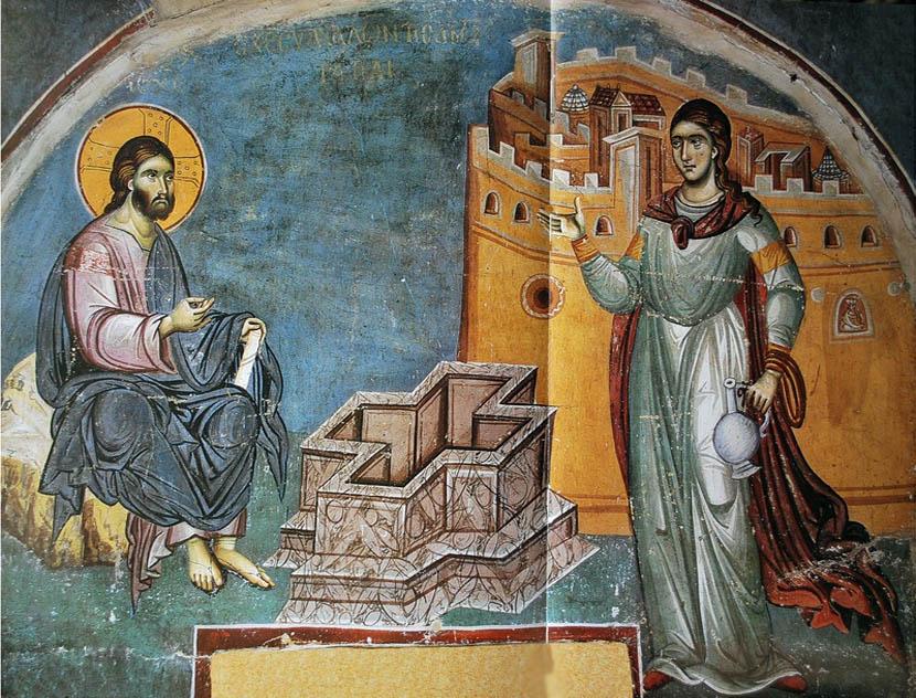 Икона св. Фотинии