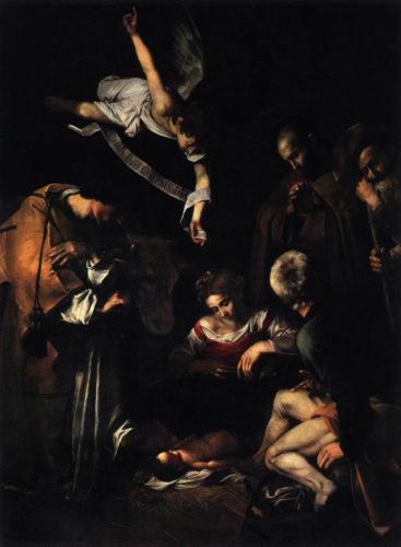 Рождество Христово - картинамКараваджо