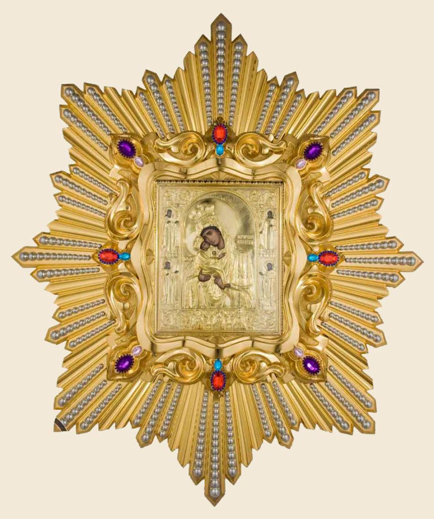 Акафист иконе Почаевской Богородиц