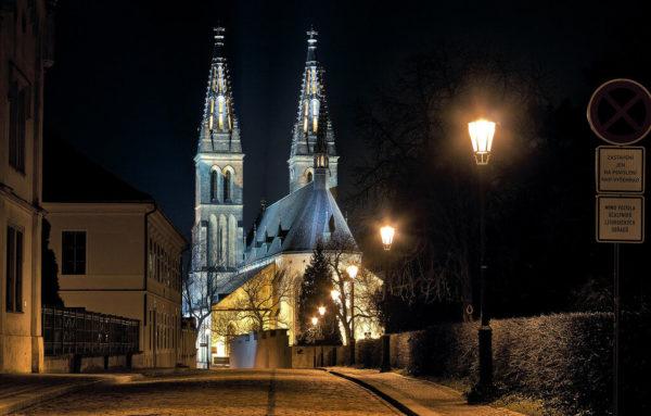 Базилика св. Петра и Павла в Праге