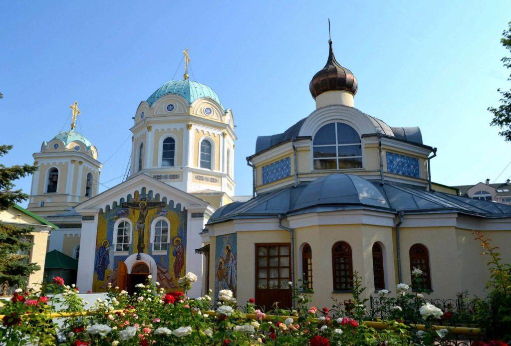 Троицкий собор в Симферополе
