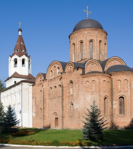 Петропавловский храм на Городянке