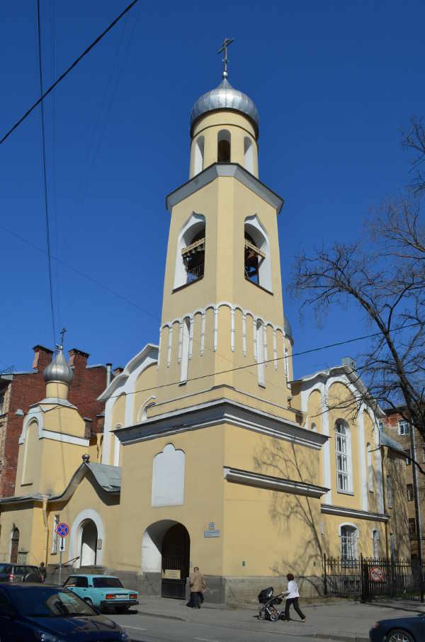 Церковь Анны Кашинской