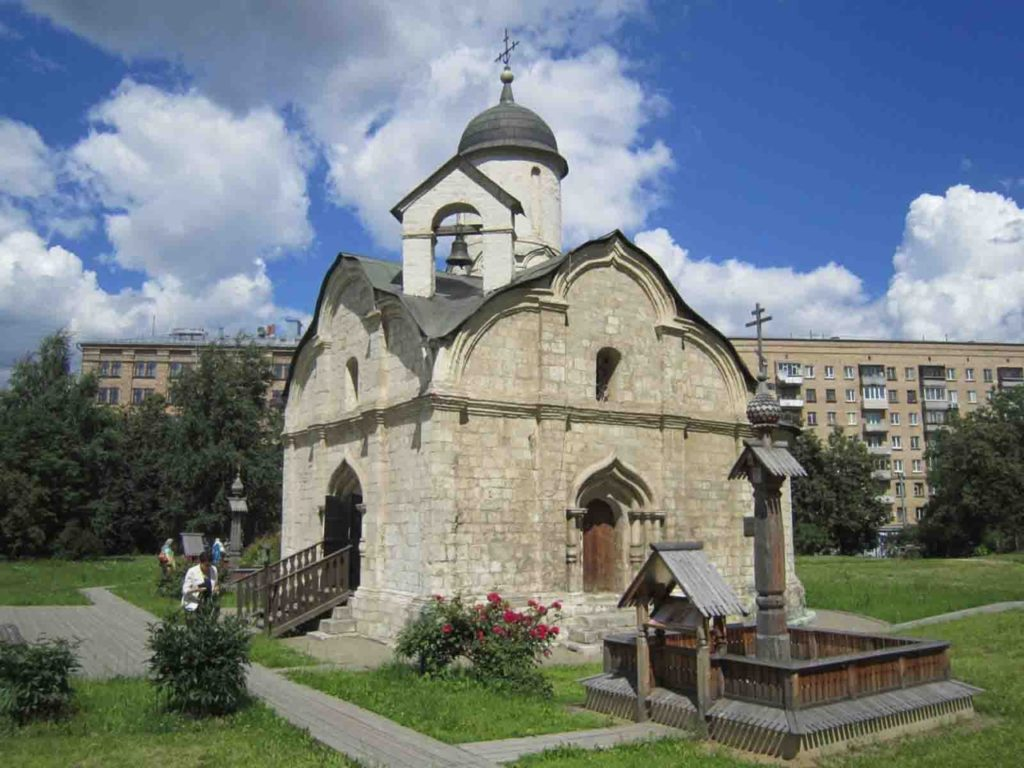 Церковь св. Трифона