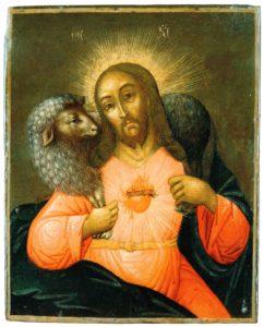 Христос -Добрый Пастырь