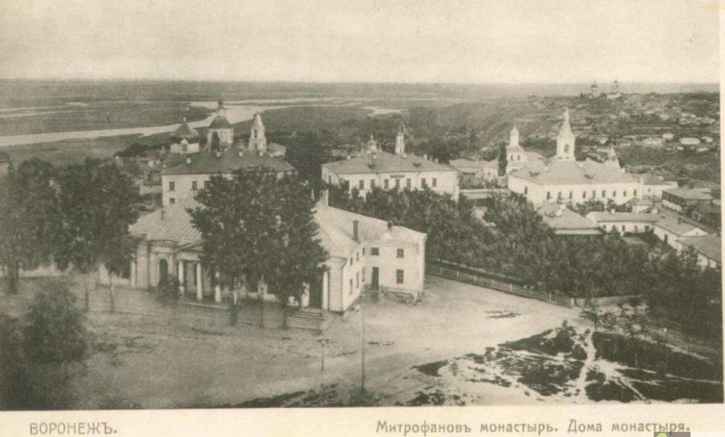 Благовещенский Митрофанов монастырь