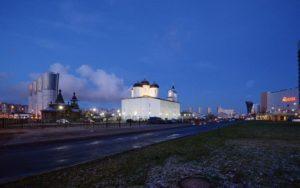 Храм Сергия Радонежского на Ходынке фото
