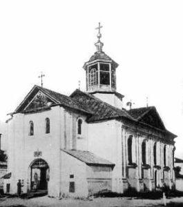 Гео́ргиевская це́рковь — один из первых монастырских киевских храмов, построенный в XI веке в честь великомученика Георгия Победоносца — небесного покровителя князя Ярослава Мудрого (его христианское имя Георгий, или Юрий).