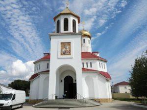 Храм святого Георгия Победоносца в  с. Витязево