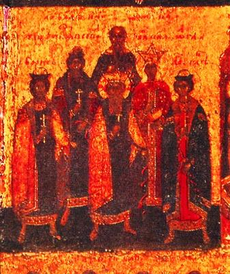 Икона Владимира