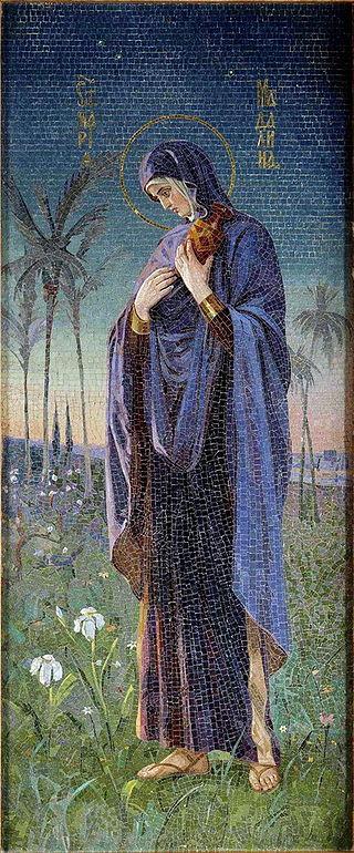 Мозаика Н. К. Бодаревского (1895-1907, Спас на Крови)